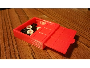 """Tic Tac Toe""  Pocket Box"