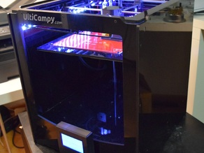 3D Printer Ulticampy (Ultimaker stile)