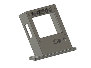 RAMPS LCD 12864 case