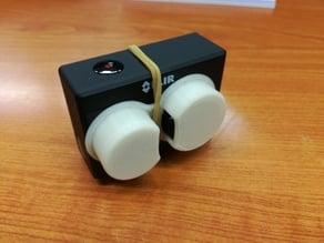 Flir Duo R lens protector