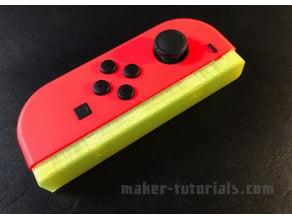 Nintendo Switch Joy-Con Controller Mount Rail