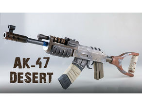 AK-47 DESERT