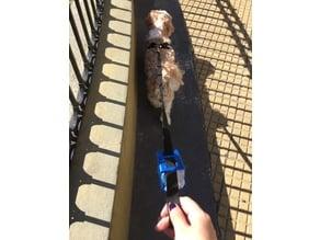 Dog Waste Bag Dispenser for Leash