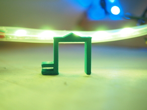 LED strip holder clip v1.2