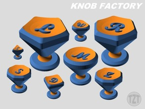 Customizer - Knob Factory - Style A