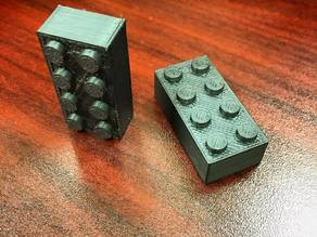 Lego Brick (completely detailed)