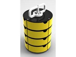 Bumblebee Spool Storage System (remix)