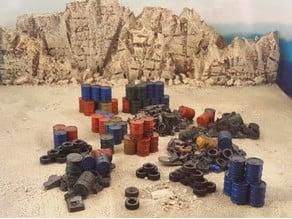 Shanty junk