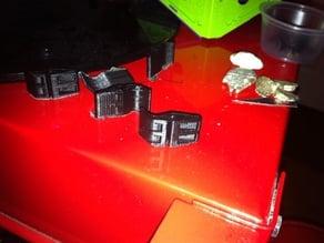 air cleaner box clip