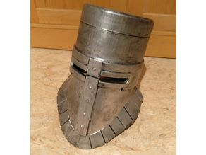 Solaire's Helmet from Dark Souls