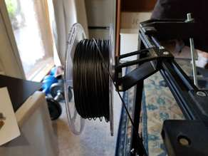 Filament roll holder, 20x20 40x20, CR-10