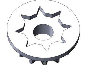 Stihl 015 Oil Pump Drive Sprocket 1/4 Chain