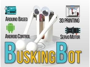 BuskingBot Ver 0.1