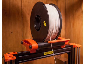 Original Prusa i3 - Bear Upgrade - Spool Holder