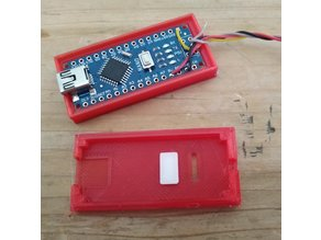 Arduino Nano slim case