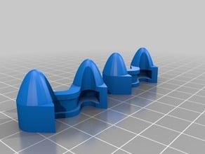 Floss 2.1 TPU feet for 4mm arms [beta]