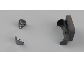 Turnigy Tx case holder (eMTB/eSk8)