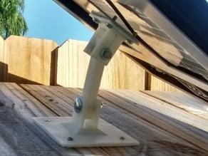 Flexible Solar Panel Stand