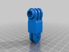 GoPro 90º offset adapter