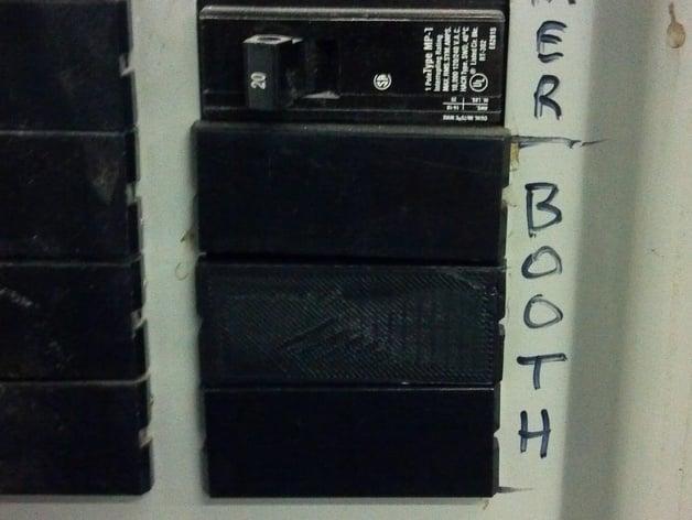 Ge Breaker Panel Blank By N1vg Thingiverse