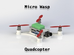 Micro Wasp 103mm Quadcopter