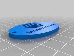 MakerGear Key Chain