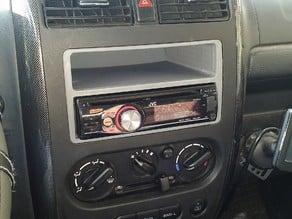 Adaptor Car Stereo Fascia Plate Suzuki Jimny