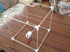 Ballistic Pendulum (To Measure Speed of NERF Dart)