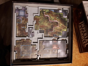 Imperial Assault: Jabba's Realm - Map Tile Organizer