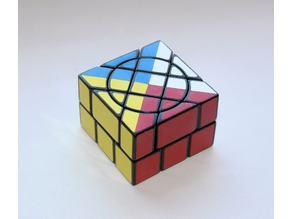 Psycho cube (Crazy Fisher 3x3x2)