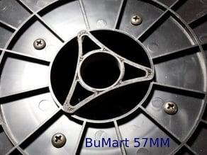 BuMat Brand Spool Spacer for Printrbot Simple Metal Spool Holder UPDATED