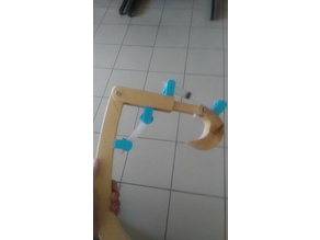Eexcavator  10mm syringe