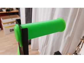 Ender 3 - Filament spool holder upgrade