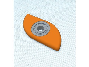 bearing W/ spinner