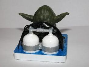 Tec Diving Yoda