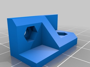 simple90degrees-corner-mount 3d-plexi-printer