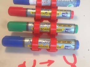 Whiteboard Marker Holder