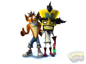 Crash Bandicoot - Twinsanity and The Wrath of Cortex + Spyro Models