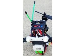Tricopter Mod Parts (fits Quanum Trifecta)