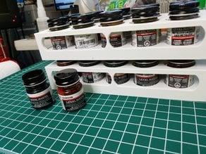 Testors Modelmaster Paint Bottle Holder