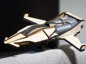 1/64 Origin M50 Racer - Star Citizen