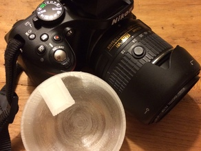 Nikon Flash Diffuser, click-on