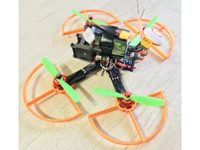 Prop Guard - FPV 220 Racing Drone