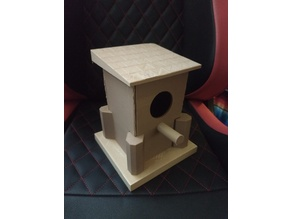 Buildable Birdhouse