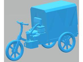 Eco: Diesel cart
