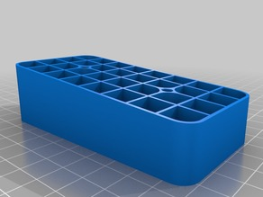 AAA Battery Case 8x4