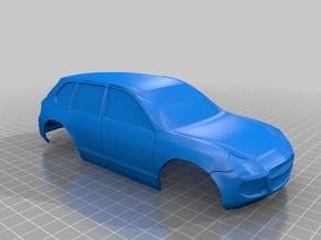 XMODS Truck Porsche Cayenne Body Shell