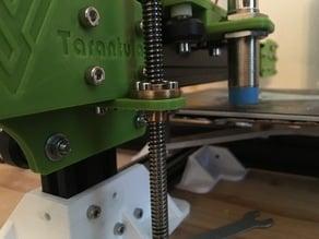 X Motor mount for Tevo Tarantula Remix Thinner Front Plate