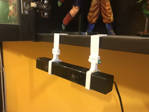 PS4 Camera Shelf Mount