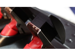 Logitech Tilton pedals spacer (G25,G27,G29,G920)